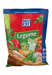 Delikat Legume 2 kg - Se foloseste pentru a da savoare mancarurilor cu sau fara carne.