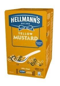 Hellmann's Mustar 10 ml -