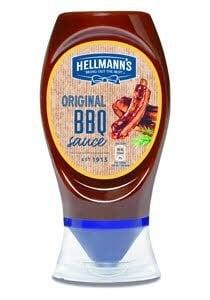 Hellmann's Sos barbeque 250 ml -