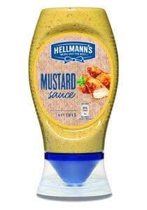 Hellmann's Sos de mustar 250 ml -