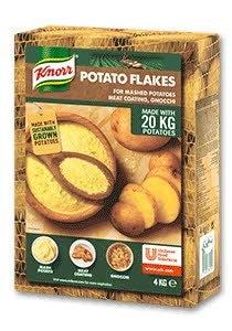 Knorr Fulgi de cartofi 4 kg -