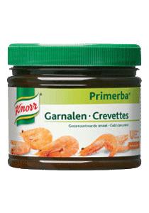 Knorr Primerba Creveti - Obtine acelasi gust deosebit al preparatelor, pe tot parcursul anului.