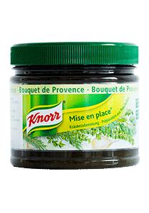 Knorr Primerba Ierburi de Provence - Cu o compozitie de inalta calitate a ierburilor aromatice, este ideal pentru o gama larga de preparate.