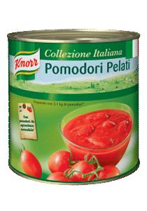 Knorr Rosii intregi decojite