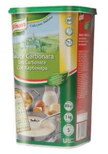 Knorr Sos Carbonara -